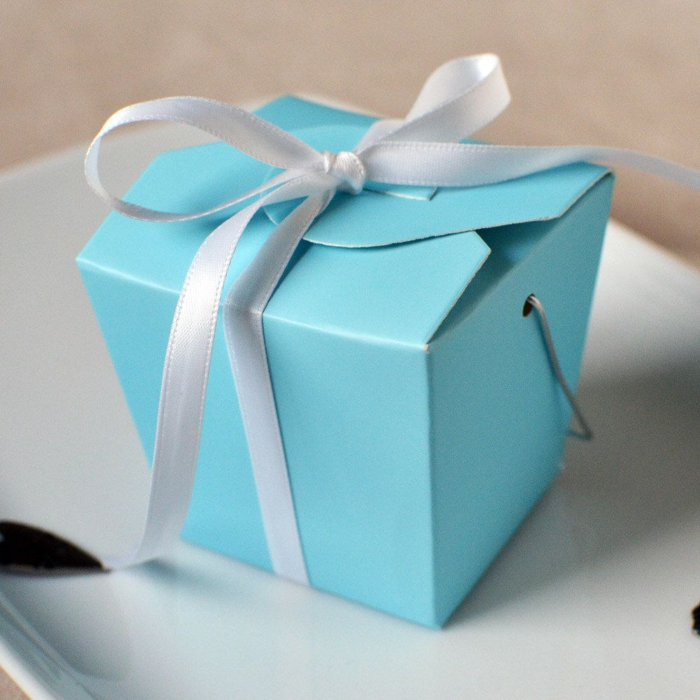 e0f4c4d235 Take Out Box12 Tiffany Blue Inspired Take Out by PartyGurlShoppe, $5.50