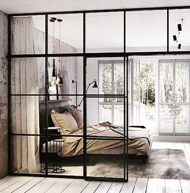 Industrial Kitchen Windows: Puertas De Cristal, Puertas De Vidrio