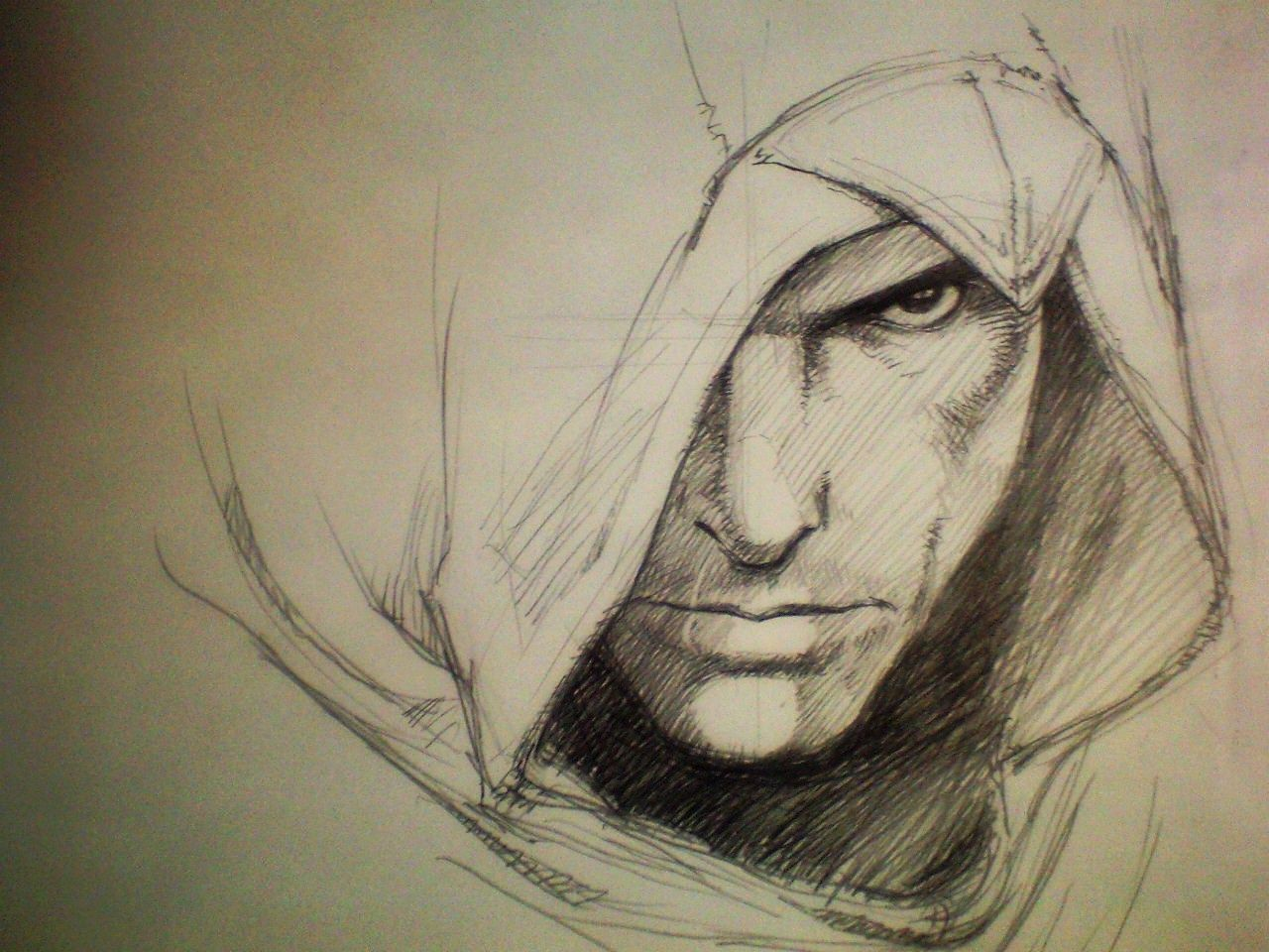 Everything Assassin S Creed Dessin Croquis Crayon Mouton Dessin The Assassin
