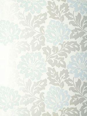 saraceno damask aquamarine