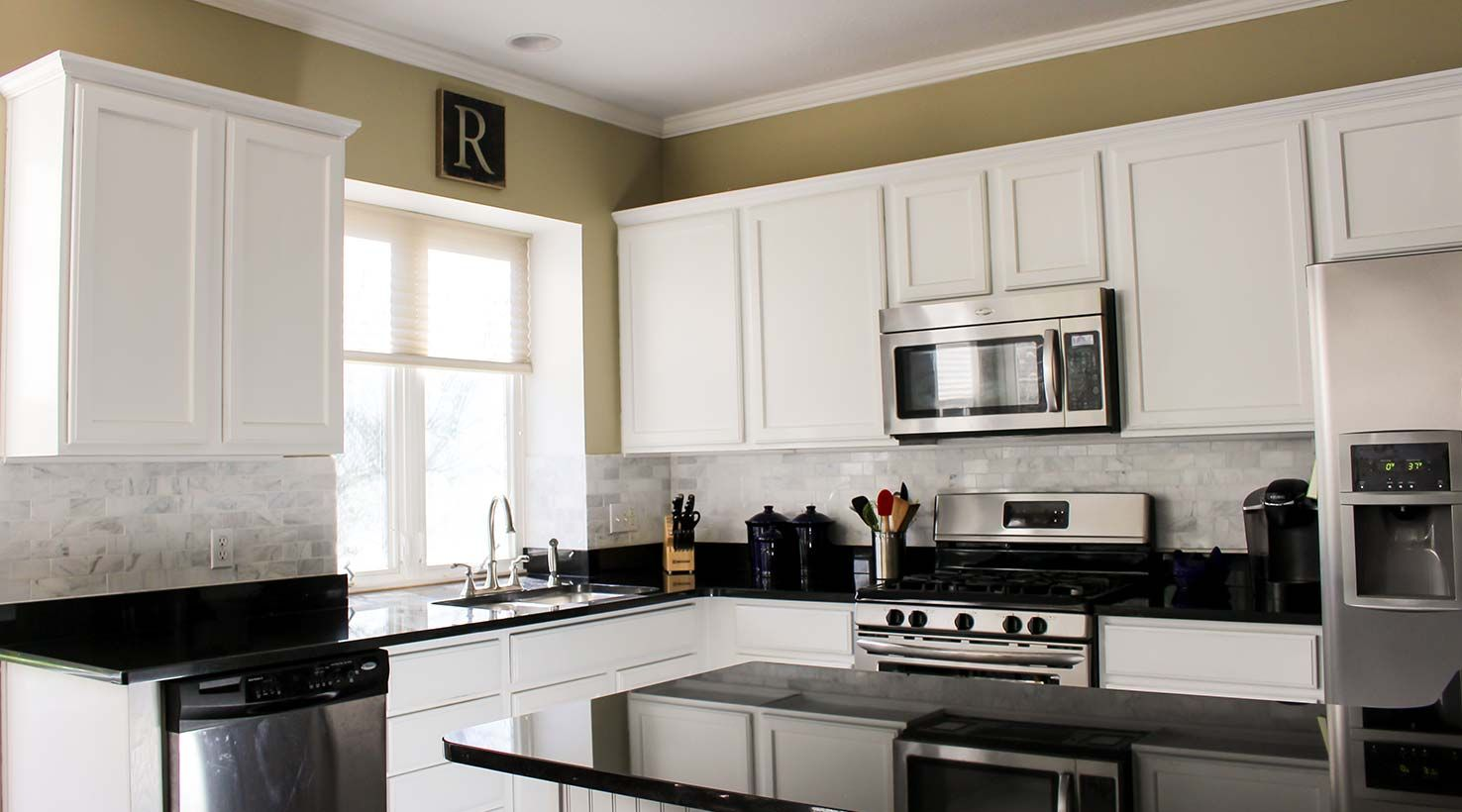 The Kitchen Color Inspiration Gallery from Sherwin