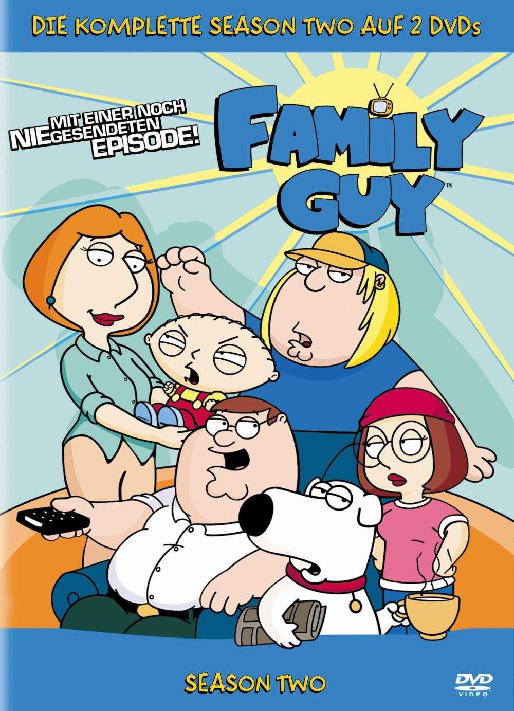 Image result for family guy season 2 poster