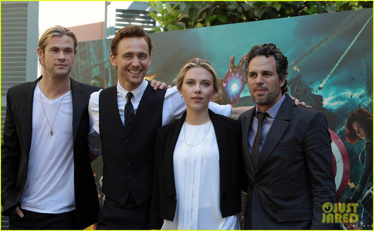 Avengers cast