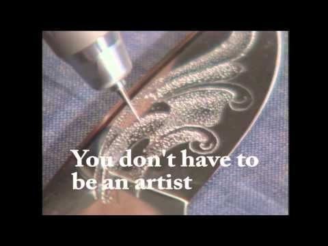 Knife Engraving Metal Engraving Wood Carving Glass Etching Scmart Com Youtube Dremel Carving Metal Engraving Metal Etching