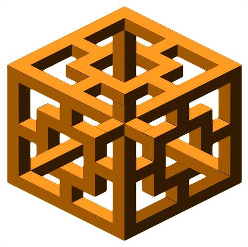 Notas los bordes figuras imposibles pinterest - Figuras geometricas imposibles ...