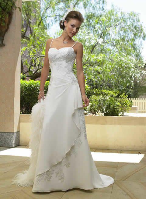 Vestidos de novia | Kleding | Pinterest | Vestido de novia baratos ...