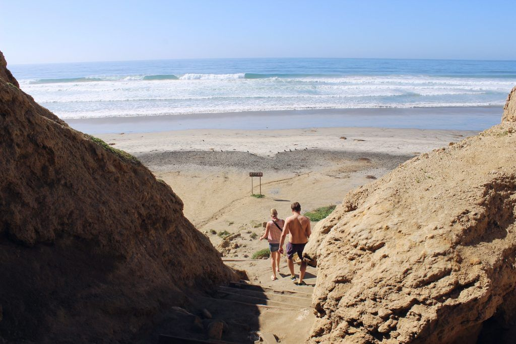 California nude beach