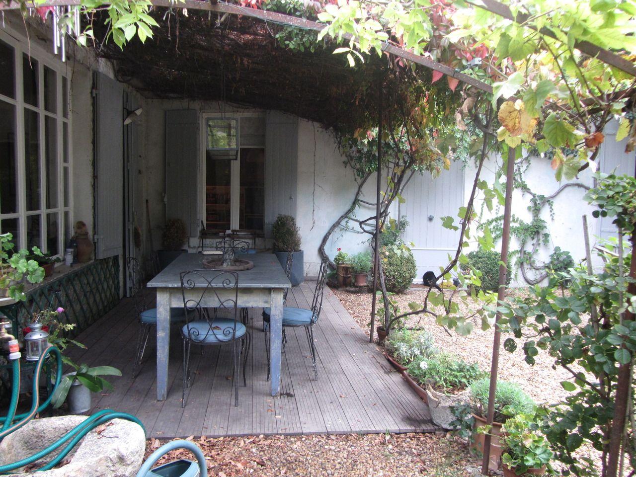 Un vero giardino provenzale a casa di ro home - Giardino provenzale ...