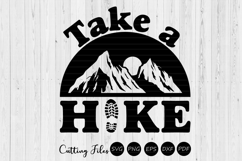 Take A Hike Digital Design Nature Graphic Design Design Hiking