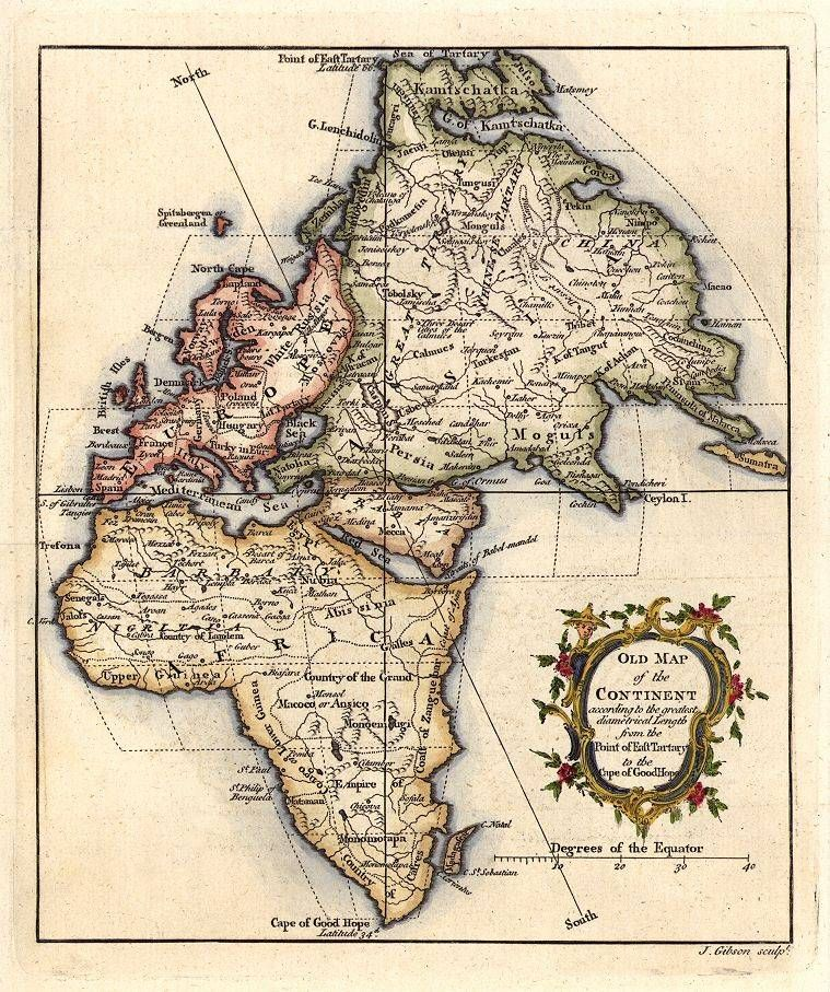 old world map of africa Old Maps Of The World Google Search Old World Maps Old Maps old world map of africa