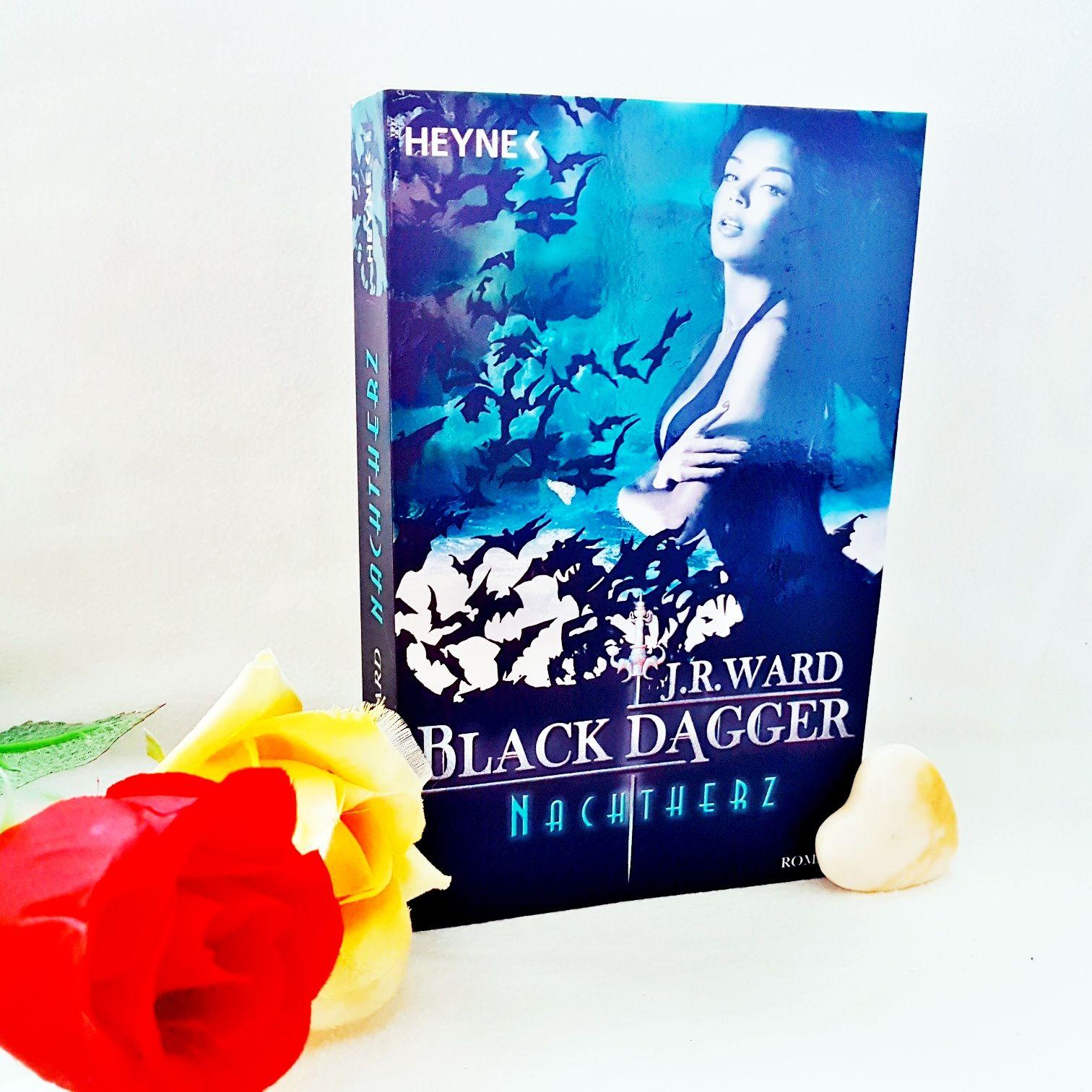 Black Dagger Nachtherz von J.R.Ward