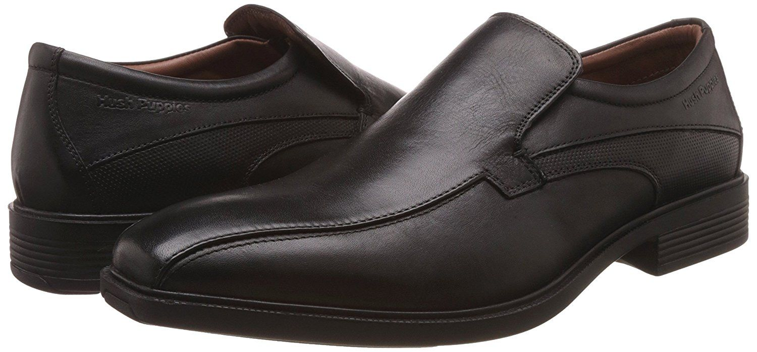 Hush Puppies Men S New Mentor Black Formal Shoes 7 Uk India 41 Eu 8546966 Buy Online At Low Prices In India Black Formal Shoes Formal Shoes Hush Puppies