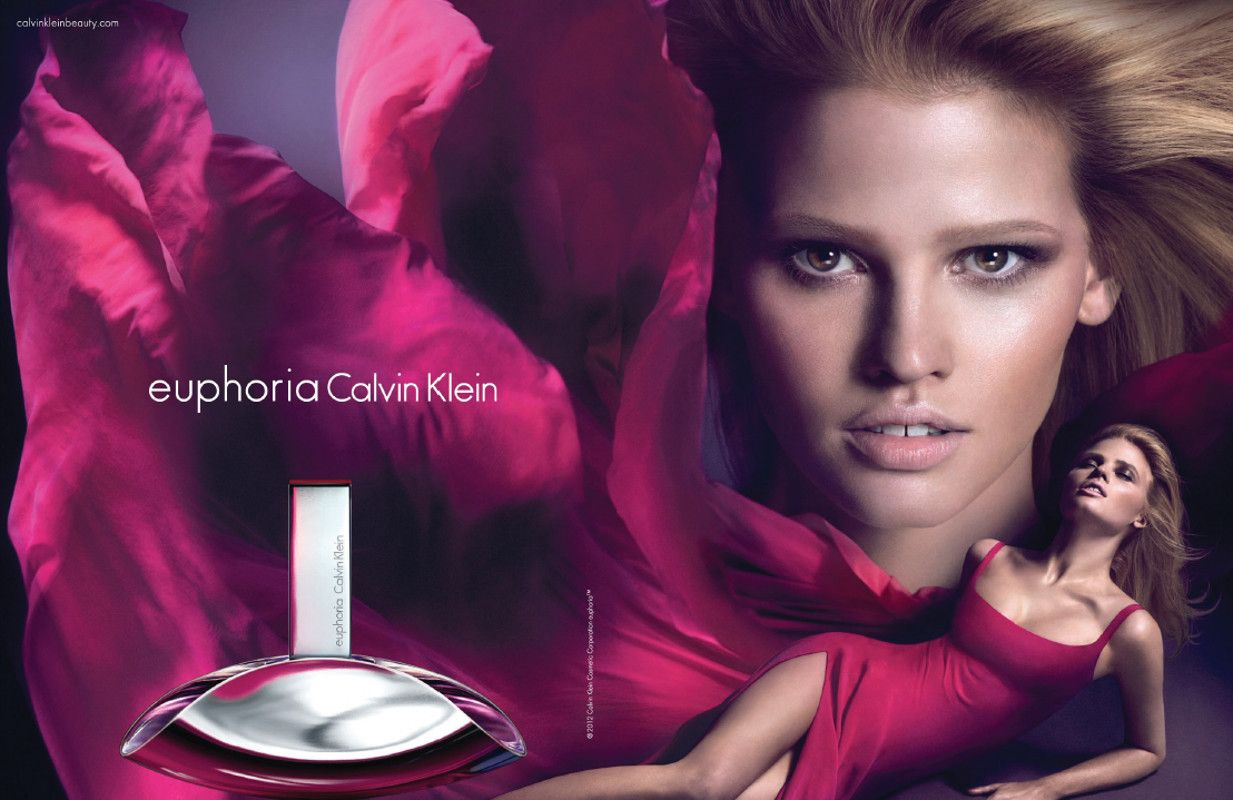 KleinAffiche Du Publicité Parfum EuphoriaDe Calvin I6ygvbYf7m