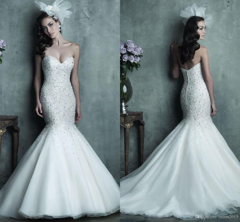 Nice Vestido De Novios Ensign - All Wedding Dresses ...