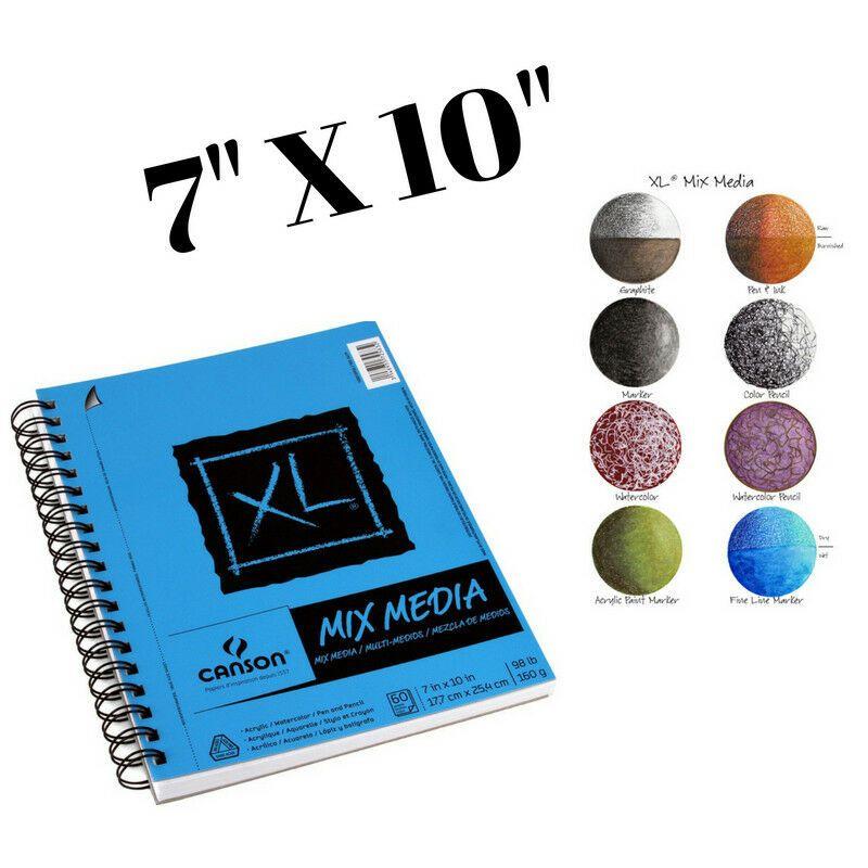 "Copic Sketchbook 7/""X10/""-50 Sheets"
