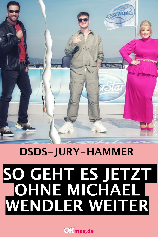Dsds Jury Hammer Verkundet So Geht Es Ohne Michael Wendler Weiter In 2020 Michael Wendler Dsds Jury Dsds