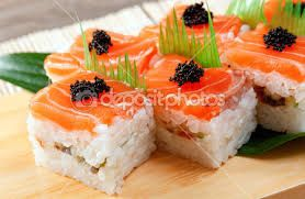 Resultado de imagem para comida japonesa