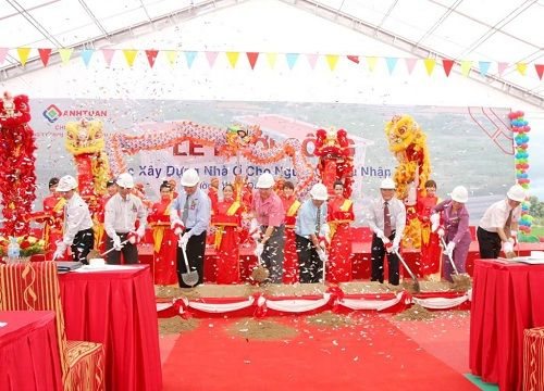 Tổ chức sự kiện lễ khởi công  | website: http://nhansusaigon.com  hotline: 0935727663