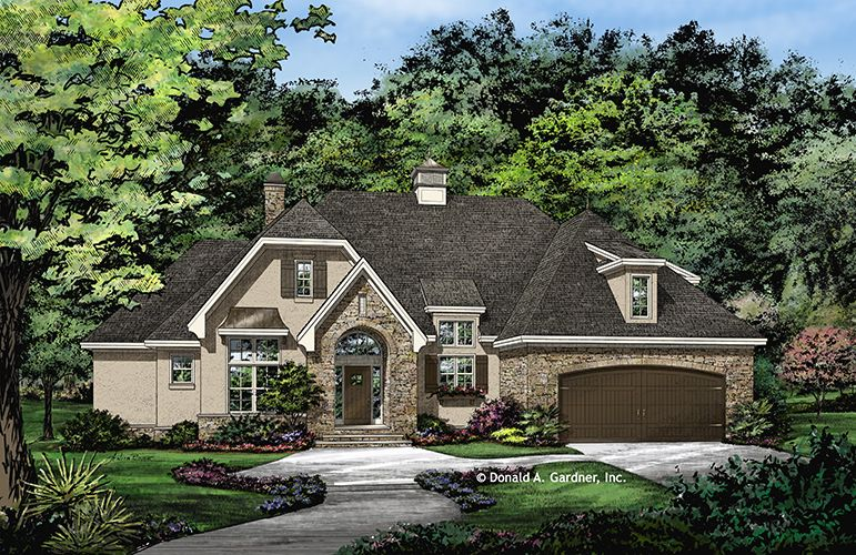 COTTAGE HOME PLAN 1431 – NOW AVAILABLE!