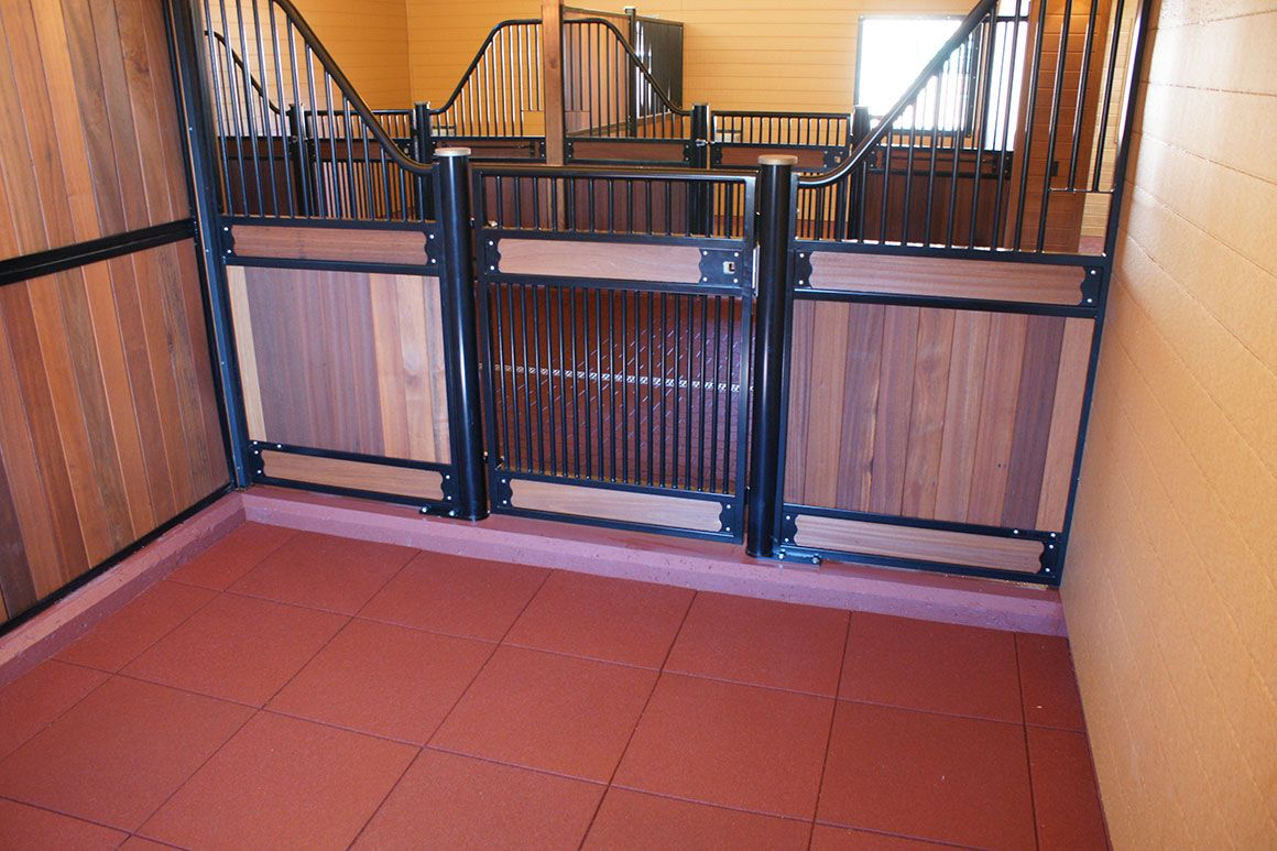 Rubber Flooring For Barns Horse Stalls Doors Horse Stalls Rubber Flooring