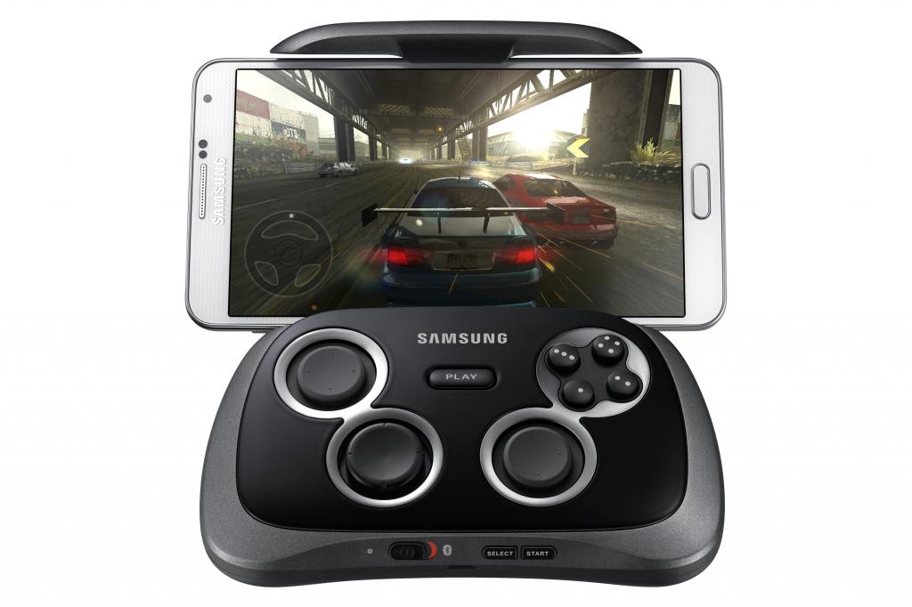 Game Pad, acessório da Samsung que transforma seu smartphone em console de jogos, chega ao Brasil - http://showmetech.band.uol.com.br/game-pad-acessorio-da-samsung-que-transforma-seu-smartphone-em-console-de-jogos-chega-ao-brasil/