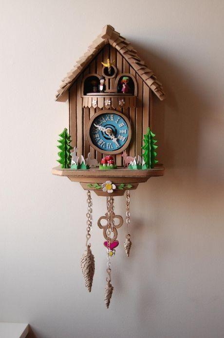 Cuckoo Cuckoo Clock Clock Antique Clocks