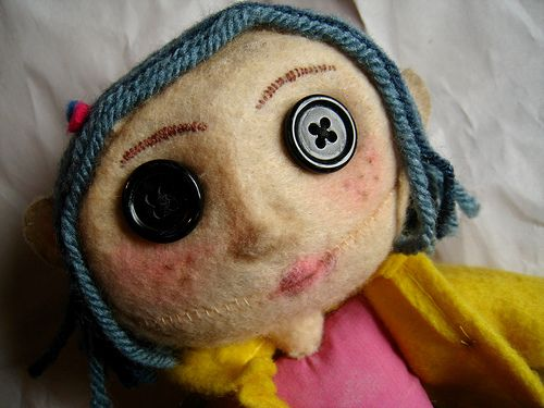 Coraline Doll Toys Dolls And Playthings Coraline Doll Coraline Coraline Costume