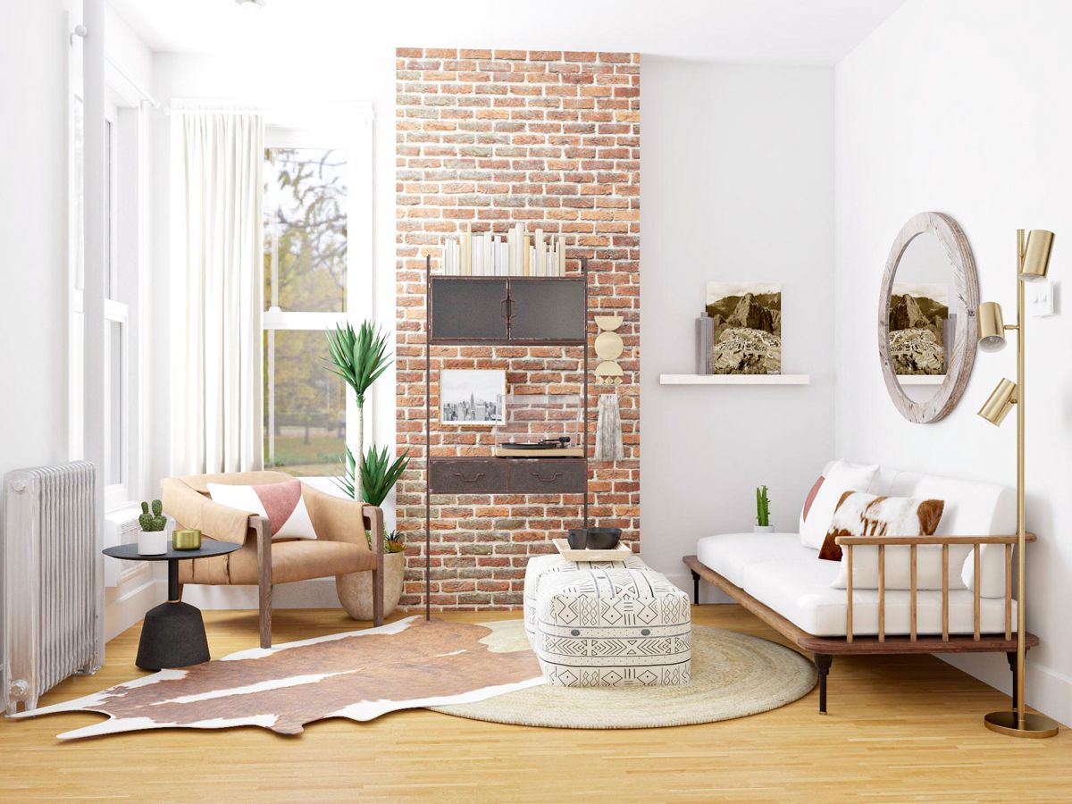 Small Living Room Design 9 Foolproof Ideas To Ace This Tricky Space Eclectic Living Room Small Living Room Design Living Room Rug Size