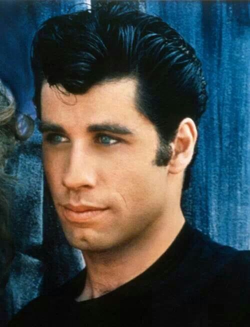 Pin By Kashish Vyas On For Shop Interior Danny Zuko Grease Hairstyles John Travolta