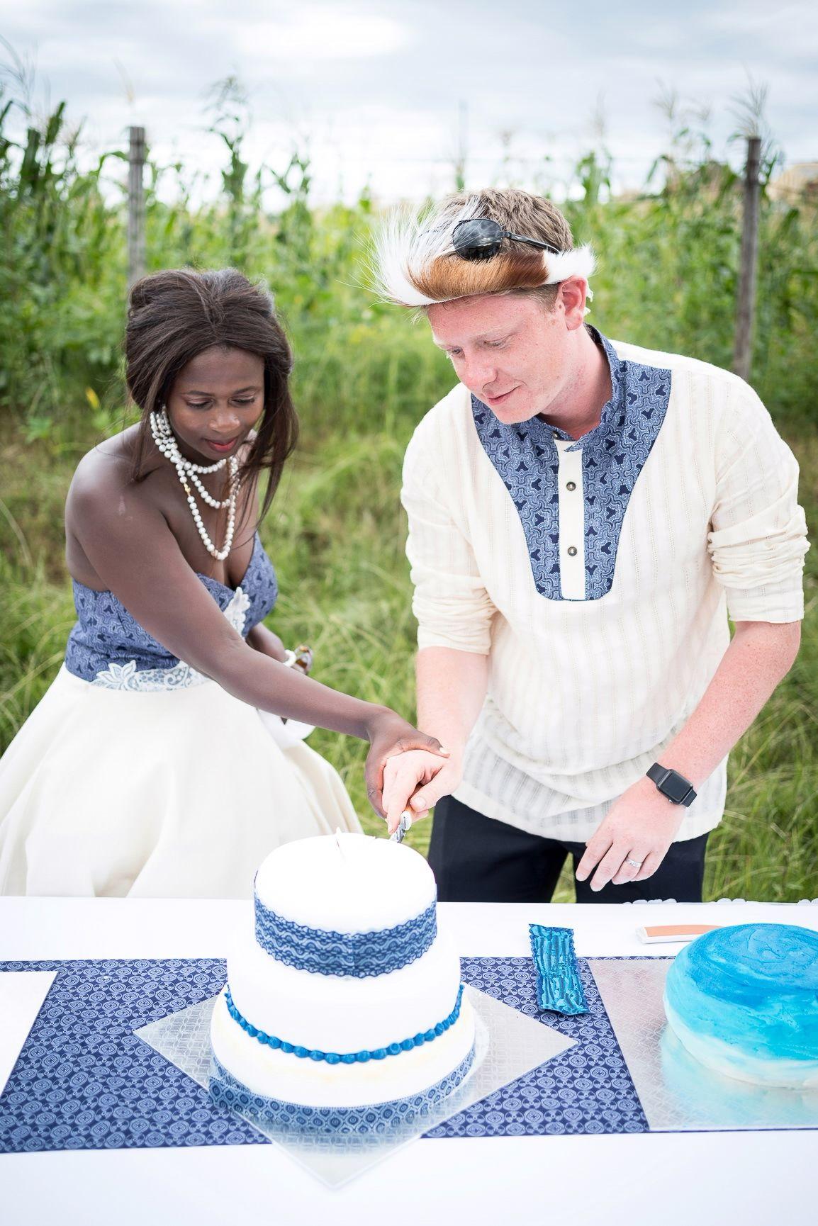 Xhosa wedding decor ideas  A Gorgeous Eastern Cape Wedding  African dress  Pinterest