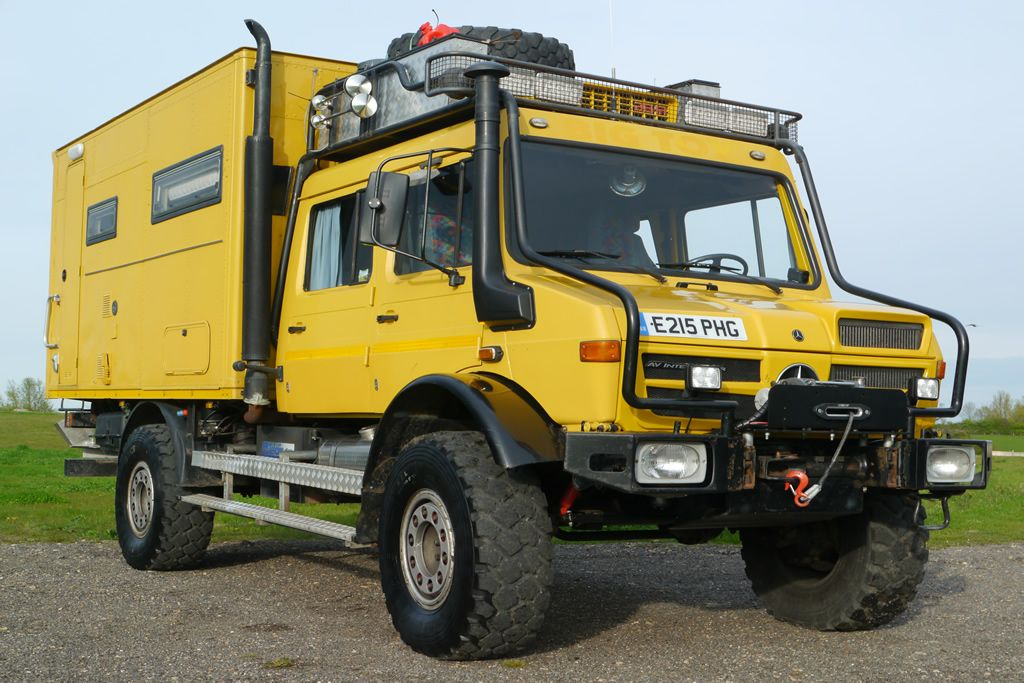 Nice One For Sale Mercedes Benz Forum Expedition Truck