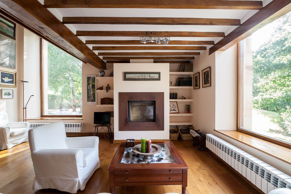 El salón ideal para relajarse | Hogar, Cuarto de baño ...