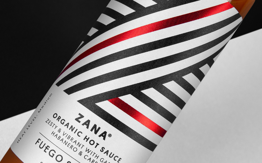 Fuego Spice Co. on Behance Packaging design, Graphic