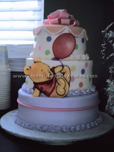 Coolest Winnie The Pooh Pic Cakes And How To Tips Cake And Babies
