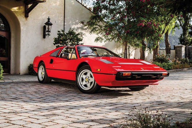 1985 Ferrari 308 GTSi Found in Diamond Bar | Dirty Old Cars