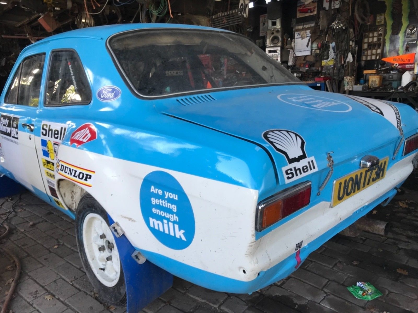 ford escort mk1 1970 historic rally car   Fast Fords   Pinterest ...