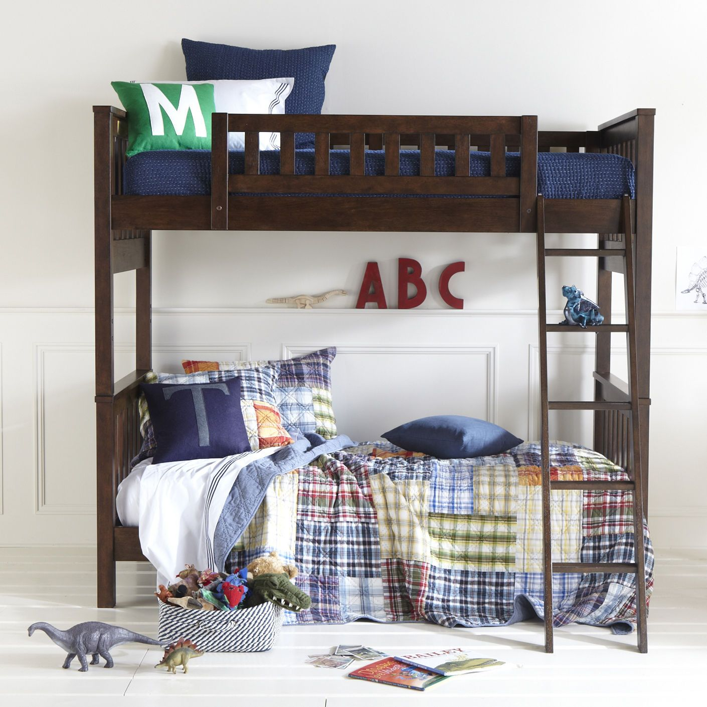 Who Doesn T Love Our Dylan Bunk Bed For The Kids Rooms