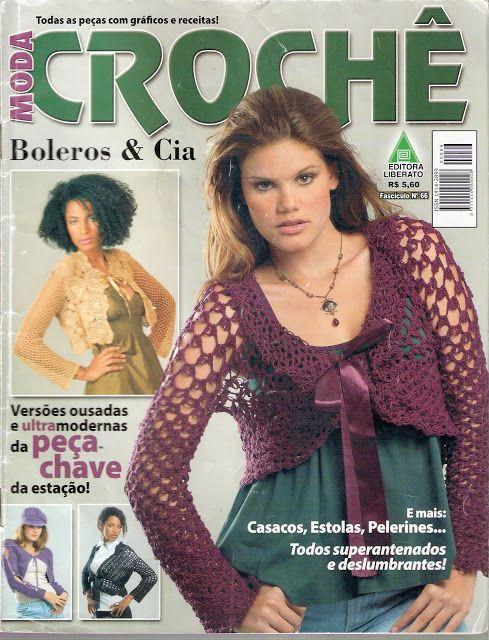 Delicadezas en crochet Gabriela: Prendas de dama paso a paso ...