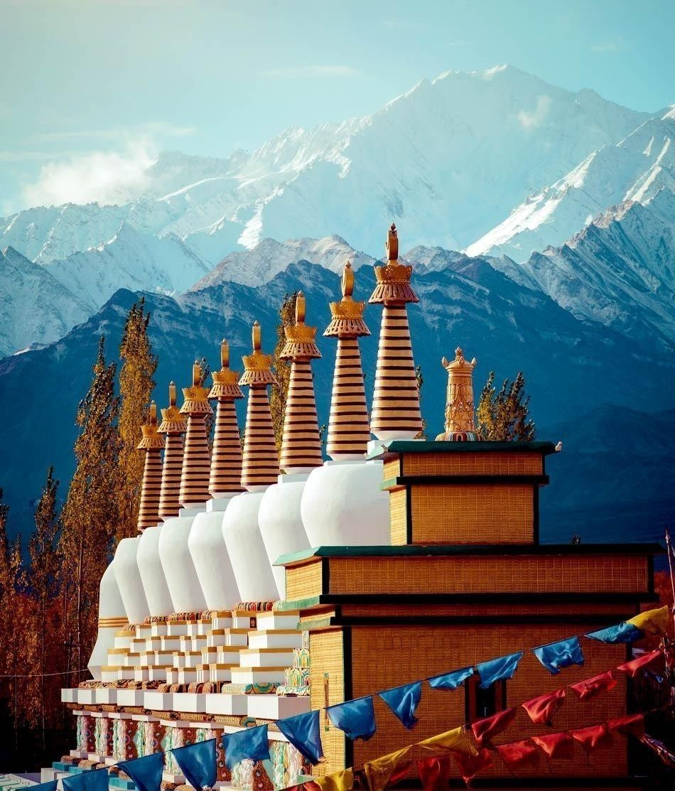 Ladakh in Indian Himalayas, Himachal Pradesh, India 10