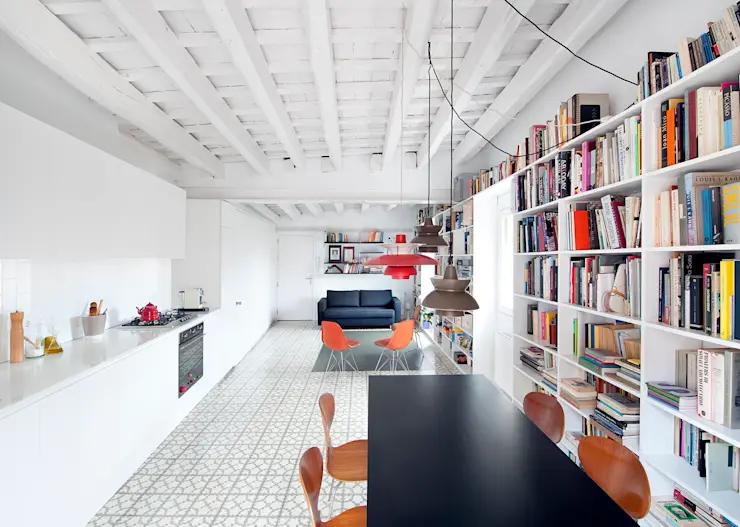 Photo of 10 bellissimi spazi aperti con cucina, soggiorno e sala da pranzo   omettere   homify