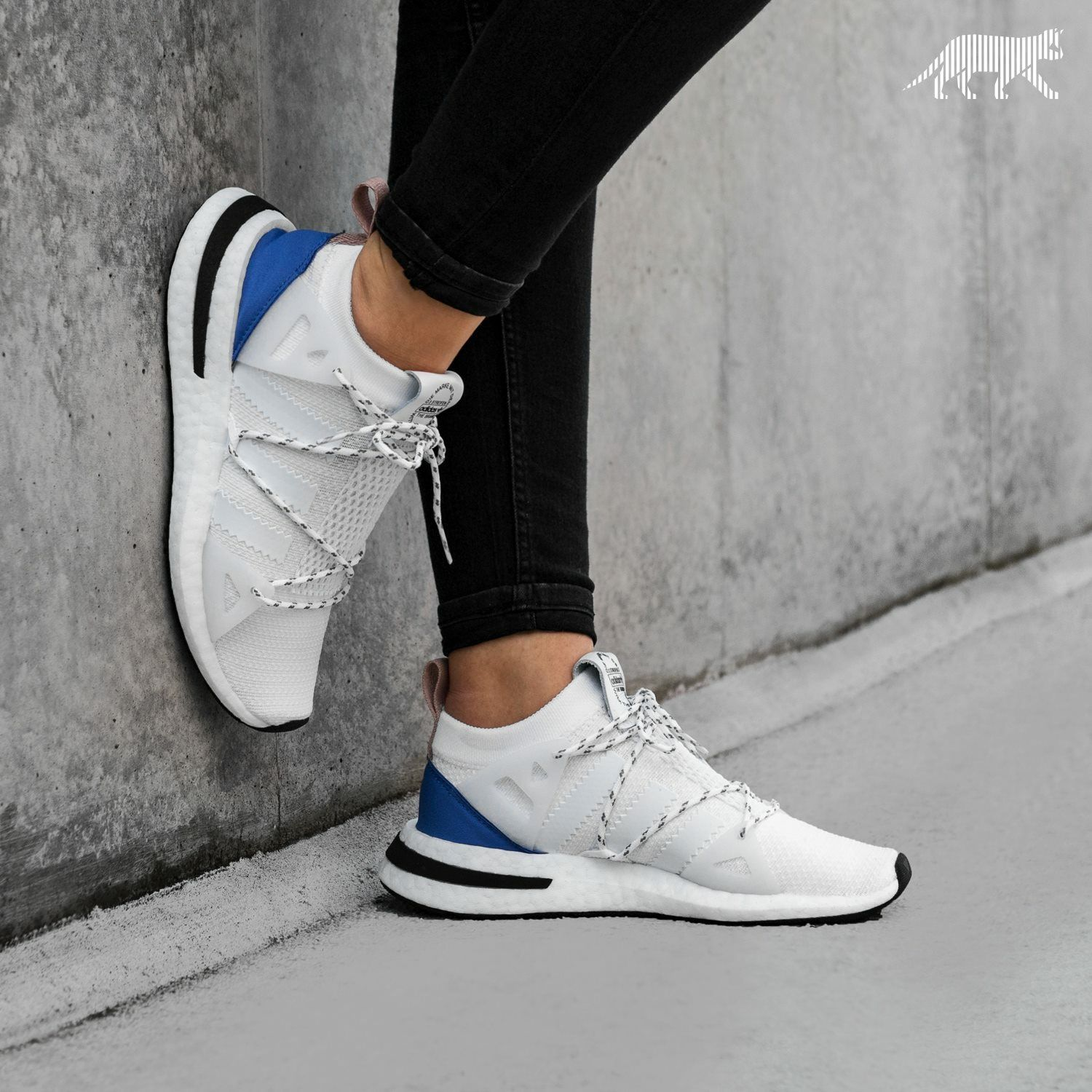 Arkyn Trainers In Blue - Grey adidas Originals UvBt9xQ
