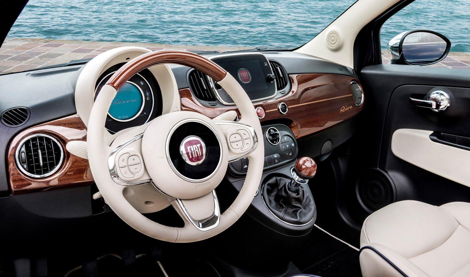 Fiat 500 Riva To Mikrotero Skafos Ston Kosmo Symbolo Ths