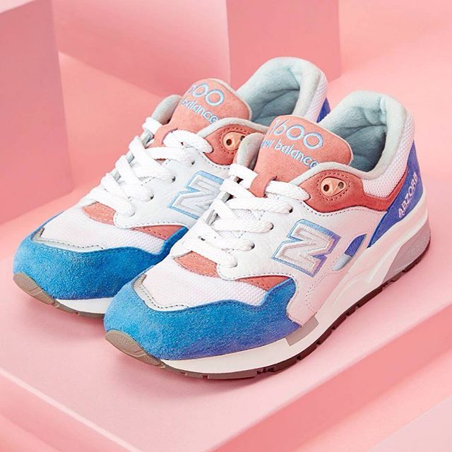 Sneakers femme New Balance 1600 ABZORB exclusive Korea