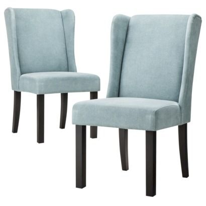 Emerson Wingback Dining Chair - Set of 2- target | Rachel ...