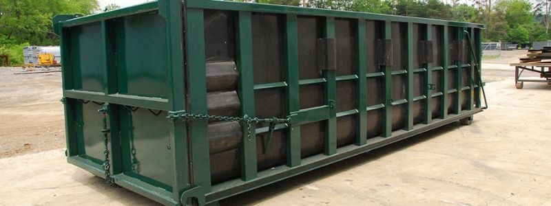 Picking The Right Dumpster Rental Size In 2020 Roll Off Dumpster Dumpster Rental Dumpster Sizes