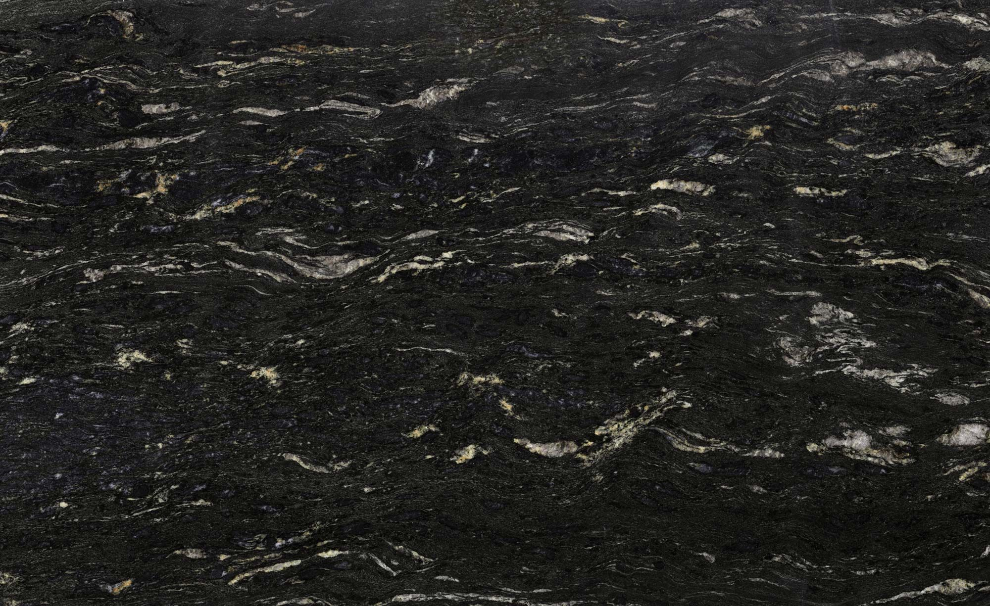 Black Marble Countertops Texture