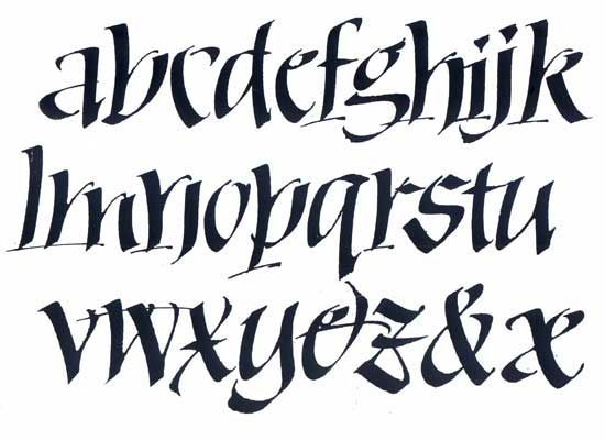Handwriting Practice Embedded Letters Dn Style Font Dotted