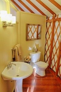 Expert Tips On Adding A Bathroom To Your Yurt Pacific Yurts