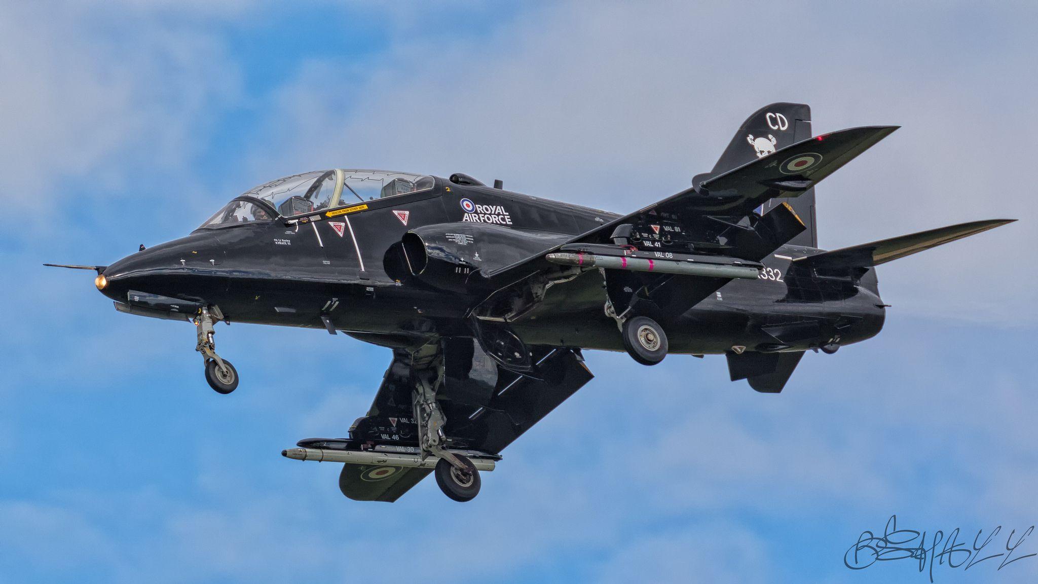 Royal Air Force BAe Hawk T1A XX332 | Royal air force