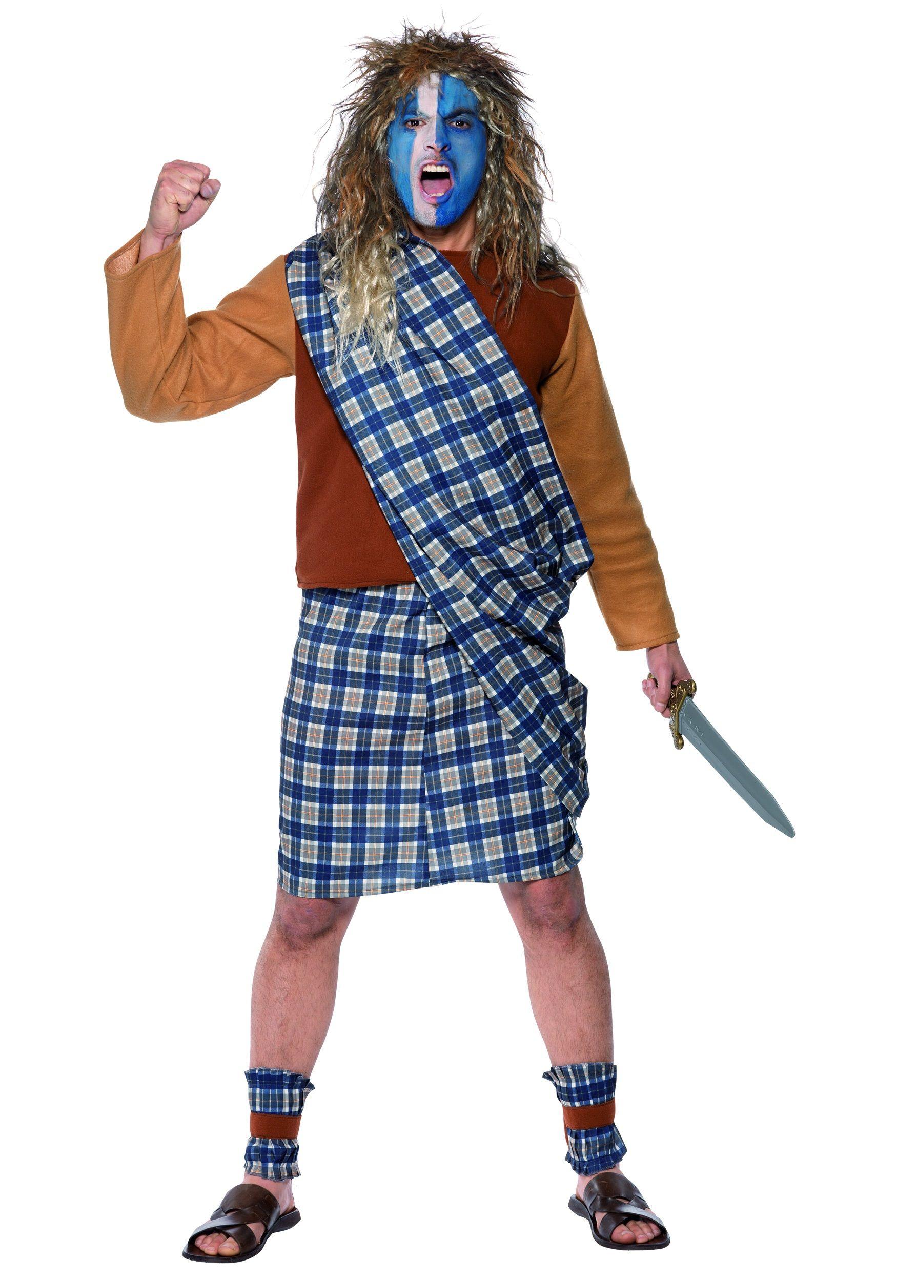 Scottish Halloween Costumes | Scottish Warrior Costumes Costume Ideas Scottish Costumes